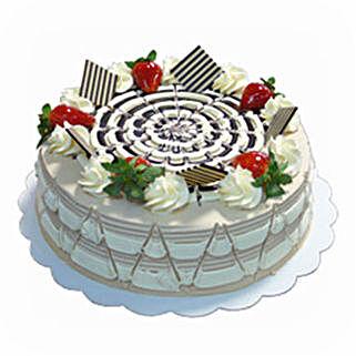 Decorative Coffee Cake: Send Anniversary Cakes to Malaysia