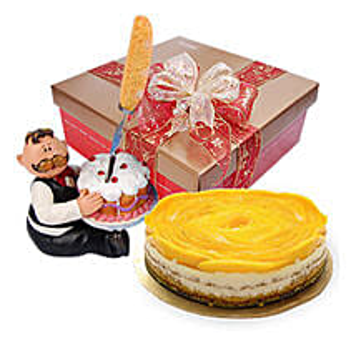 Delicious Mango Cheesecake: Cakes to George Town