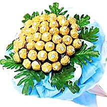Golden Happiness Bouquet