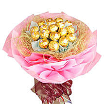 Nest Of Ferrero Rocher: New Year Gifts Delivery In Malaysia
