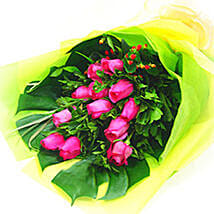Pink Amazing Blossoms: Mothers Day Flowers to Malaysia