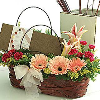 Truffle Decadence: Send Birthday Gifts to Malaysia
