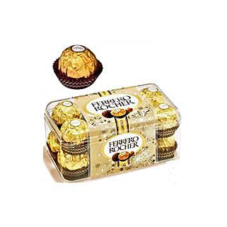 Ferrero Rocher Chocolates 16: Corporate Gifts to Mauritius