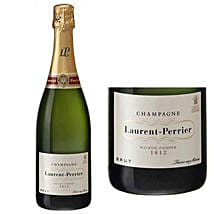Laurent Perrier Champagne: Wedding Gifts to Mauritius