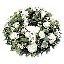 Funeral Wreath: Anniversary Gifts to Nepal
