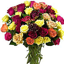 Mixed Rose Bouquet: Anniversary Gift Delivery Nepal