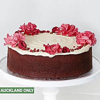Mini Red Velvet Cake: Birthday Cakes To New Zealand