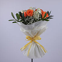 Peaceful Love Bouquet: Flower Delivery in Muscat