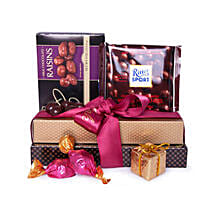 Traveling Chocolates: Anniversary Gifts to Oman