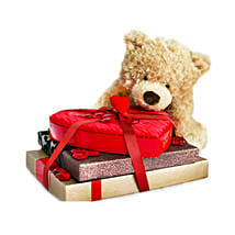With All My Heart Gift Set: Gift Delivery in Pakistan