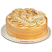 Brazo Gelato Meringue Cake: Birthday Cakes to Philippines