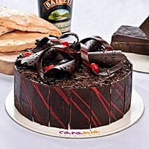 Delicious Choco Baileys Cake: Cakes to Davao City