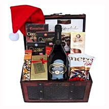 Ravishing Success Christmas Gift Basket: Gift Delivery in Poland
