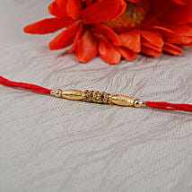 Royal Diamond Rakhi: Rakhi Delivery in Poland