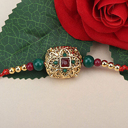 Traditional Antique Rakhi QAT