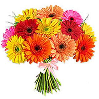 Crazy Daisy qat: Valentine's Day Flowers to Qatar
