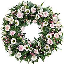 Eternal Peace qat: Condolence Flower Delivery in Qatar