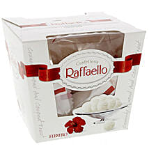 Joy of Ferrero Raffaello: Rakhi Gifts for Sister in Qatar
