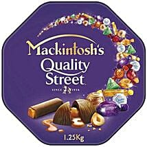 Mackintoshs Quality Streets Treat: Same Day Gifts to Qatar