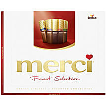 Merci Finest Selection Treat: Wedding Gift Delivery in Qatar