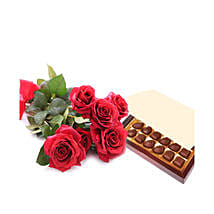 Simply Roses and Chocolates: Wedding Gift Delivery in Qatar
