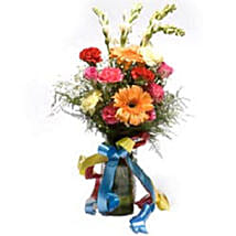 The Color Carnival QAT: Valentine's Day Flowers to Qatar