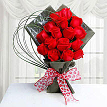 15 Red Roses: Rose Day Gifts to Saudi Arabia