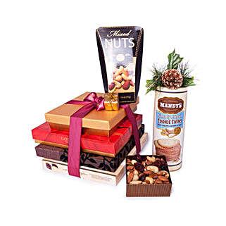 Chocolate Pick Me Up: Eid Gift Delivery in Saudi Arabia