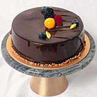 Chocolate Cake: Anniversary Gifts to Singapore