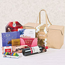 Chocolate Rush Hamper: Mothers Day Gifts to Singapore