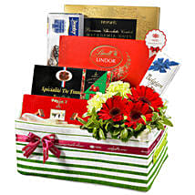Chocolate Splendor Hamper: Mothers Day Gifts to Singapore