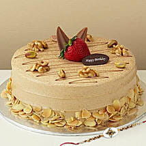 Coffee Cakes With Rakhi: Rakhi Delivery in Singapore