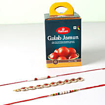 Delicious Rakhi Combo For Brother: Send Rakhi to Singapore - Free Shipping