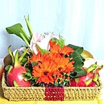 Healthy Remedy: Gift Basket to Singapore