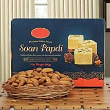 Soan N Almond Hamper: Send Sweets to Singapore
