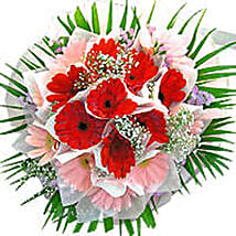 Thinking of You sing: Valentine Bouquet to Singapore