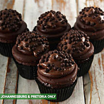 Chocolate Dipper Cupcakes: Send Gifts to South Africa
