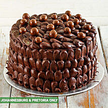 Chocolaty Chocolate Pinata Cake: X-Mas Gift Delivery South Africa