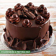 Dark Chocolate Lindt Cake: Friendship Day Gifts to South Africa