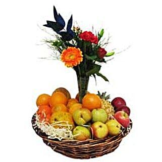 Fruit and Flower Basket SA: Bhai Dooj Gifts South Africa