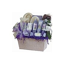 Lovely Lavender: Gift Baskets to Thailand