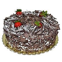 1 Kg Blackforest Cake: Valentines Day Gifts for Him