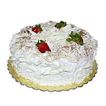 1 Kg White Forest Cake: Send Cakes to Fujairah