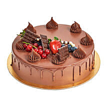 4 Portion Fudge Cake: Valentines Day Gifts for Him