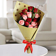 7 Love Roses Bunch: Send Flower Bouquets to UAE
