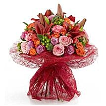Alluring beauty: Send Same Day Flowers to Abu Dhabi