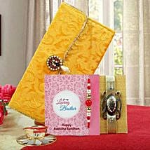 Alluring Rakhi: Rakhi for Brother