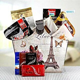 Bag Full of Goodies: Christmas Gift Baskets to UAE