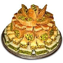 Baklava Pistasho: Mother's Day Sweet Delivery in UAE