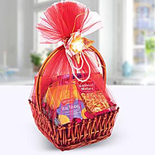 Basket Full of Wishes: Send Eid Gifts to Abu Dhabi